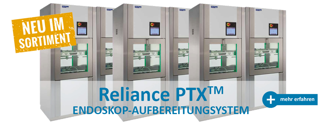 Reliance PTX Endoskopaufbereitungssystem