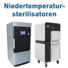Niedertemperatursterilisation
